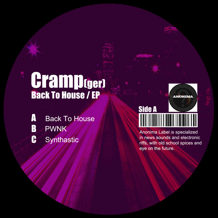 CRAMP GER - Back To House