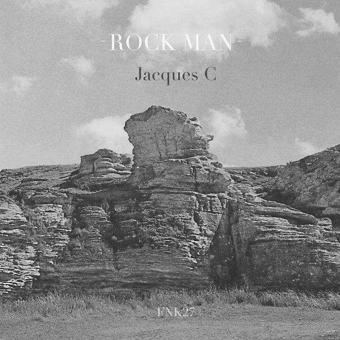 JACQUES C - Rock Man