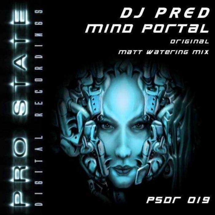 DJ PRED - Mind Portal