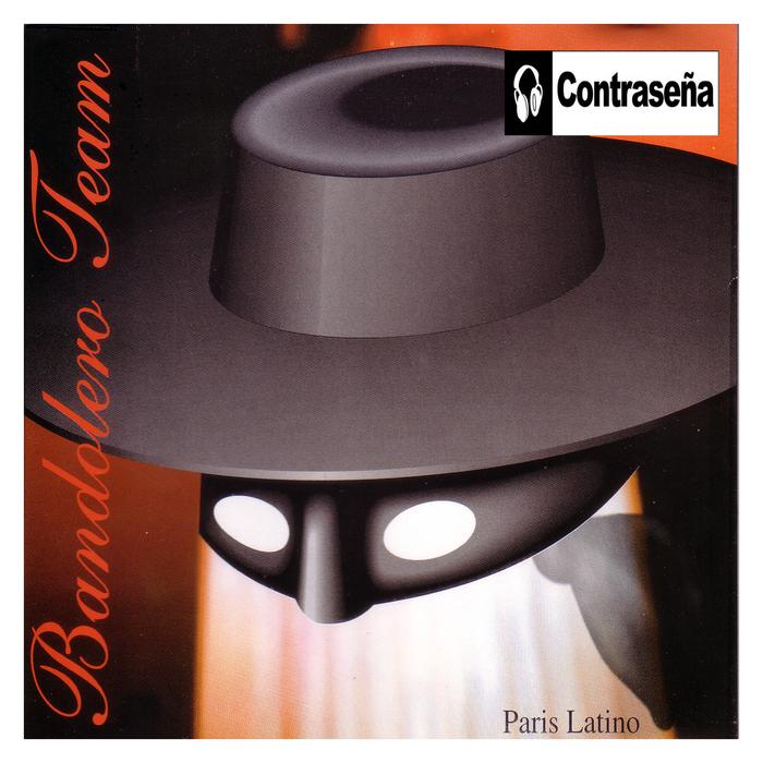 BANDOLERO TEAM - Paris Latino (Single)