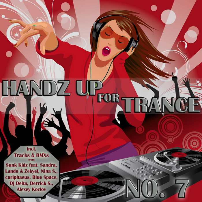 VARIOUS - Handz Up For Trance: No 7