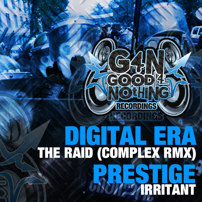DIGITAL ERA/PRESTIGE - The Raid