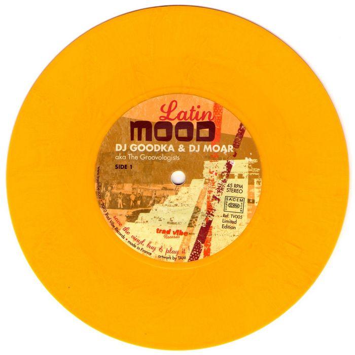 GROOVOLOGISTS, The (DJ GOODKA & DJ MOAR) - Latin Mood