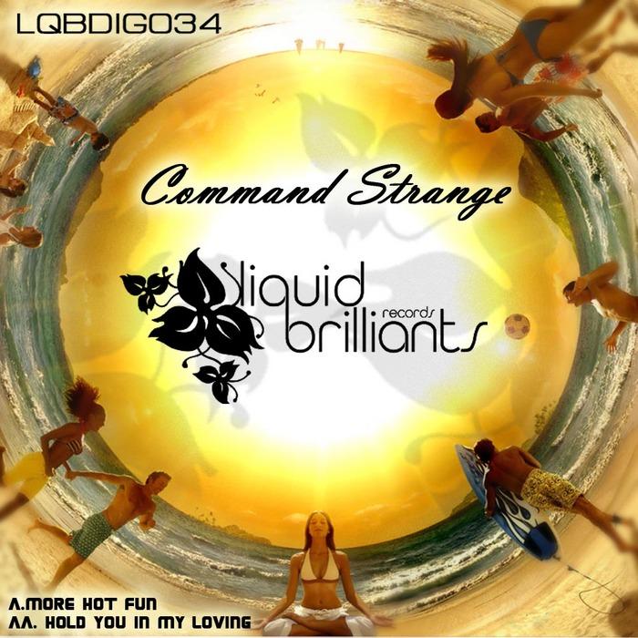 COMMAND STRANGE - More Hot Fun