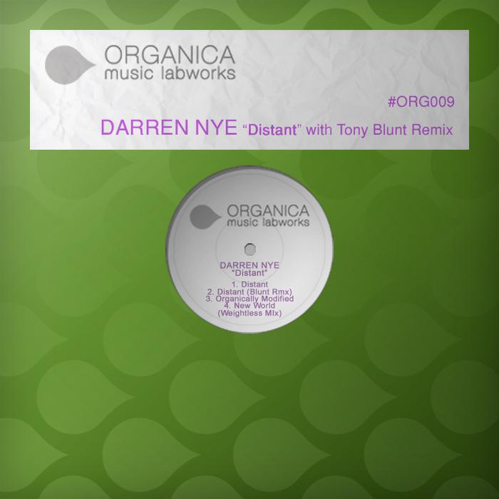NYE, Darren - Distant