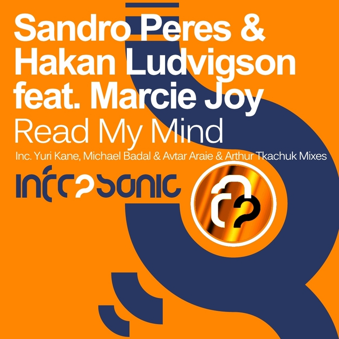 PERES, Sandro/HAKAN LUDVIGSON feat MARCIE JOY - Read My Mind