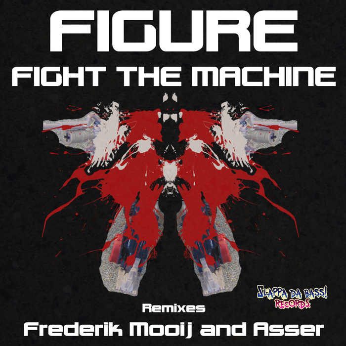FIGURE - Fight The Machine