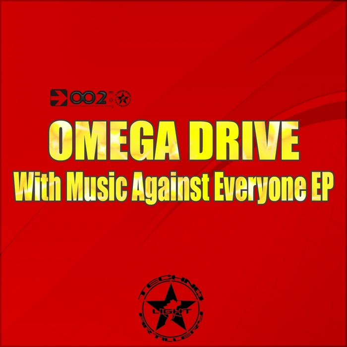 OMEGA DRIVE - With Music Against Everyone EP