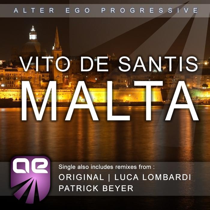 DE SANTIS, Vito - Malta