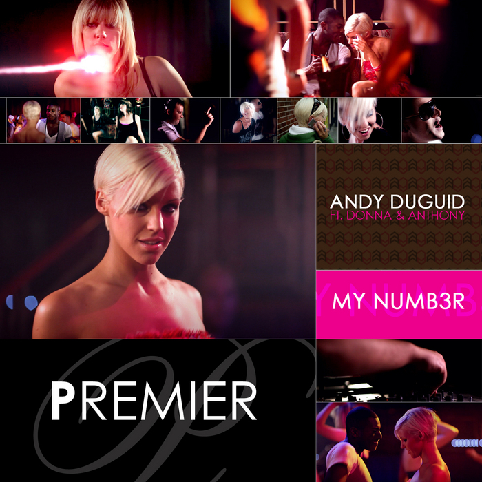 DUGUID, Andy feat DONNA & ANTHONY - My Number