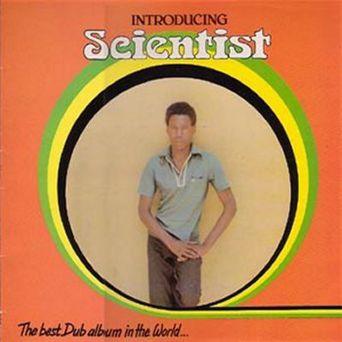 SCIENTIST, The - The Best Dub Album In The World