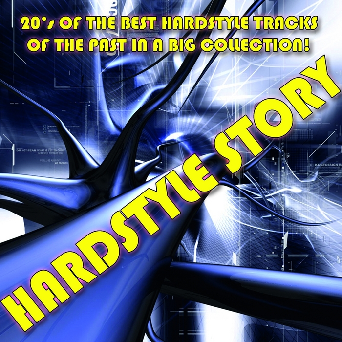 VARIOUS - Hardstyle Story
