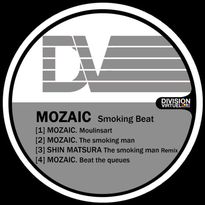 MOZAIC - Smoking Beat EP