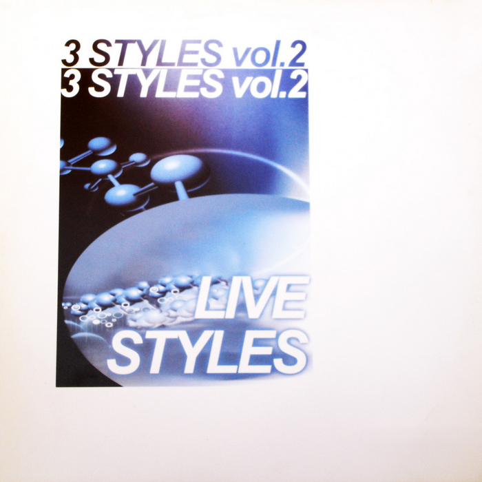 3 STYLES - Vol 2 Live Styles