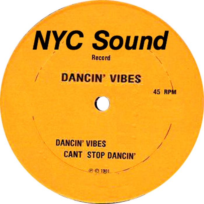 DANCIN VIBES - Dancin Vibes