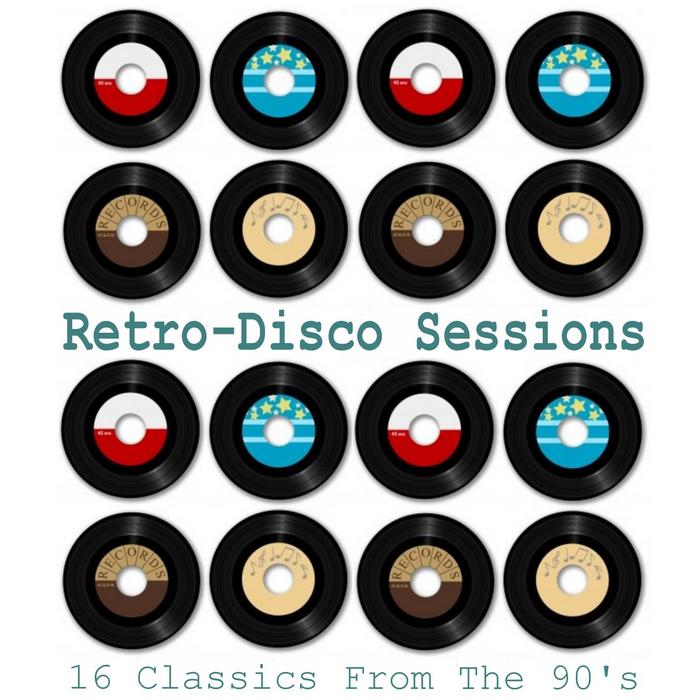 VARIOUS - Retro Disco Sessions