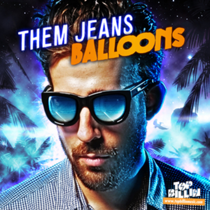 THEM JEANS - Balloons EP
