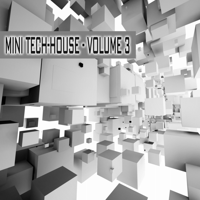 VARIOUS - Mini-Tech House Volume 3