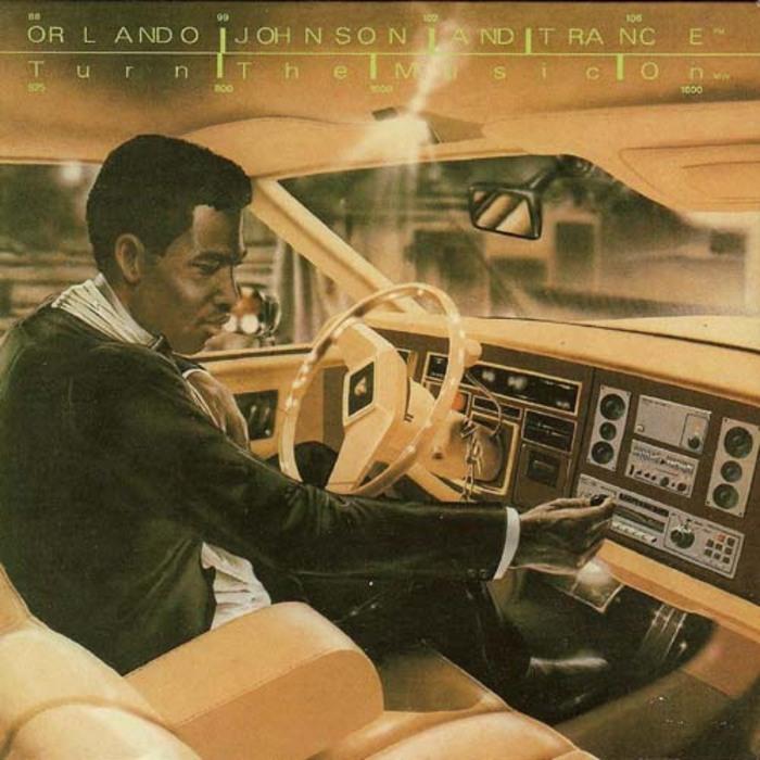 JOHNSON, Orlando & TRANCE - Turn The Music On LP