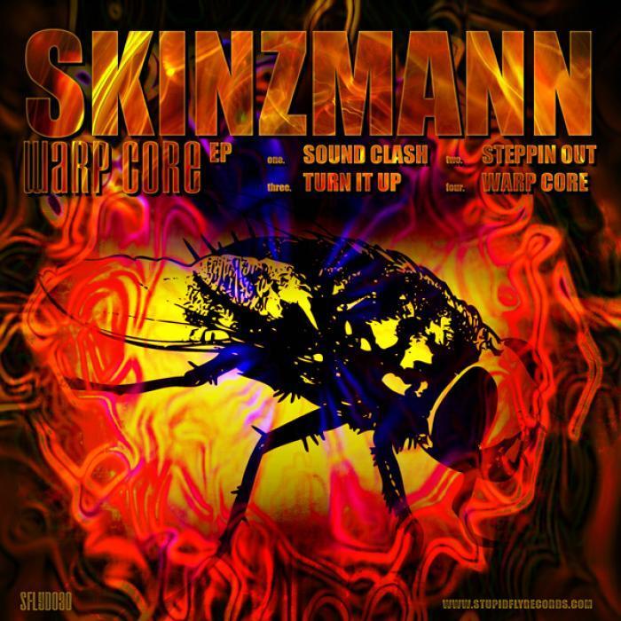 SKINZMANN - Warp Core EP