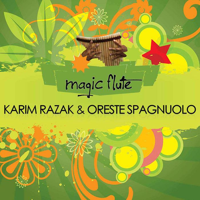 RAZAK, Karim/ORESTE SPAGNUOLO - Magic Flute