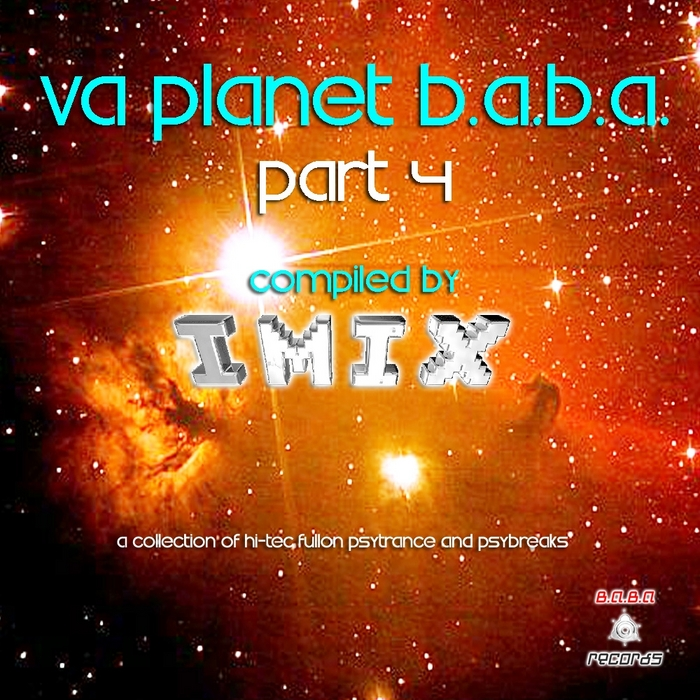 IMIX/VARIOUS - VA Planet BABA Part 4 (compiled by Imix)