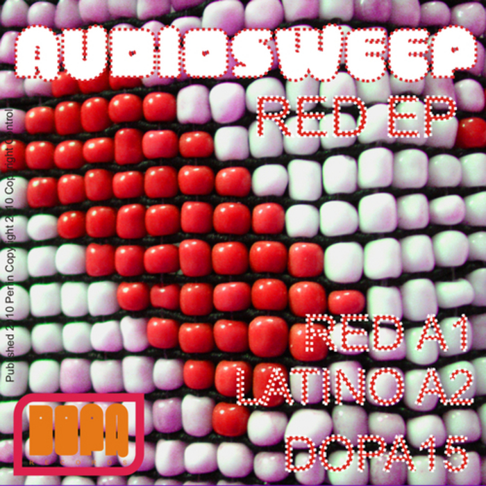 AUDIOSWEEP - Red EP