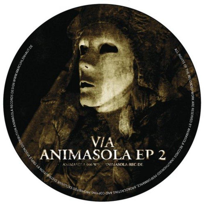 SVETEC/ALEX TB/SEPROMATIQ/ROB STALKER - Animasola EP 2