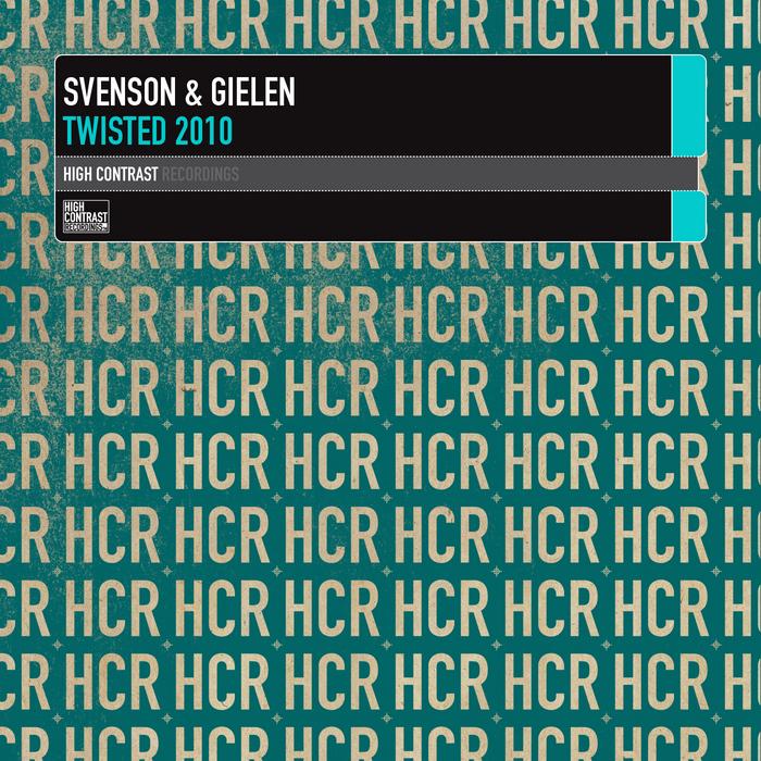 SVENSON & GIELEN - Twisted (remixes)