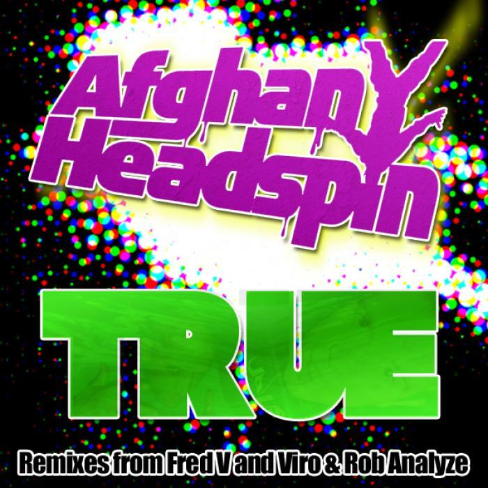 AFGHAN HEADSPIN - Afghan Headspin True