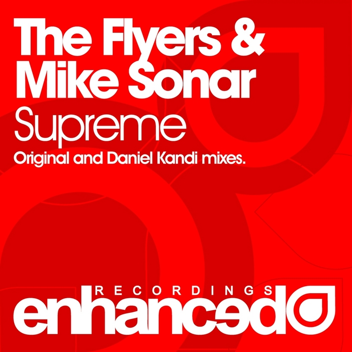 FLYERS, The/MIKE SONAR - Supreme