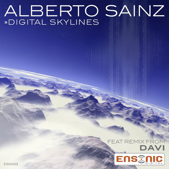 SAINZ, Alberto - Digital Skylines