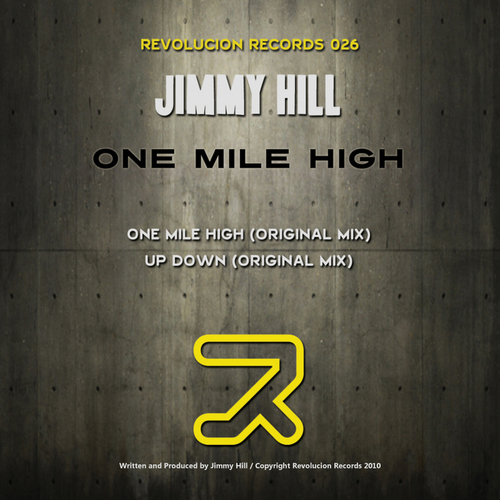 HILL, Jimmy - One Mile High