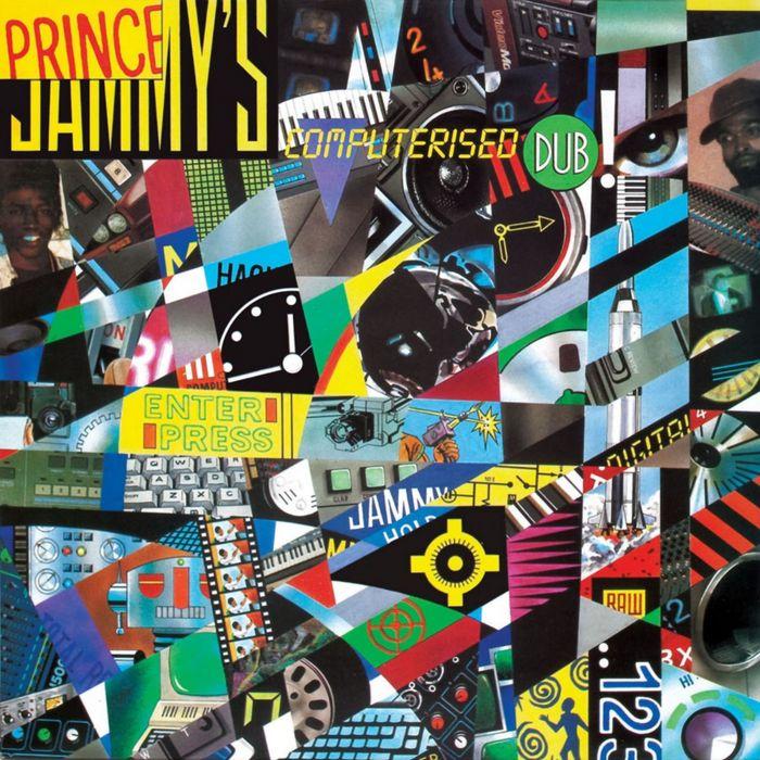 PRINCE JAMMY'S - Computerised Dub