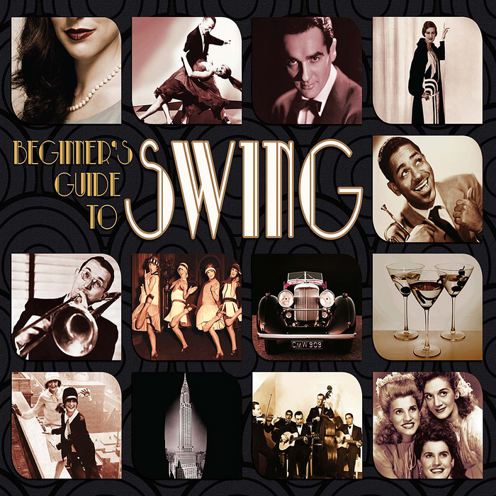 VARIOUS - Beginner's Guide To Swing