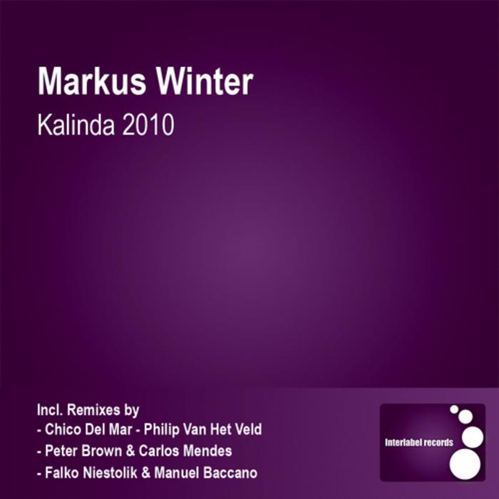 WINTER, Markus - Kalinda 2010