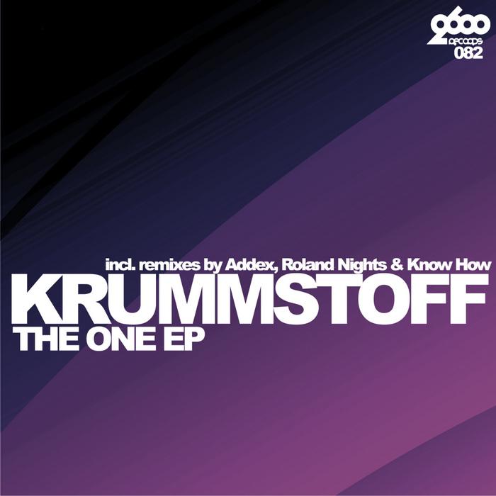 KRUMMSTOFF - The One EP