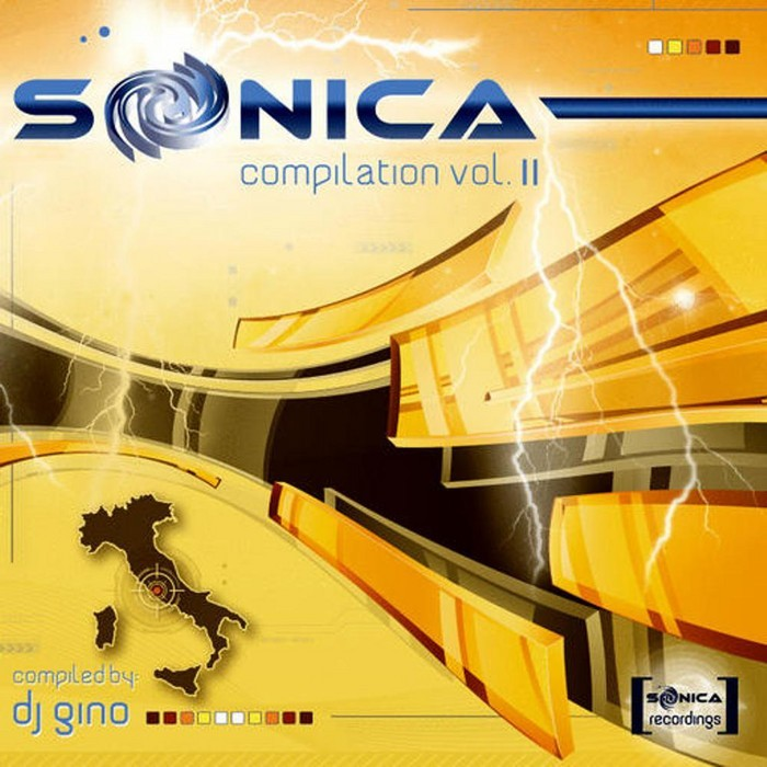 VARIOUS - Sonica Compilation Vol 2