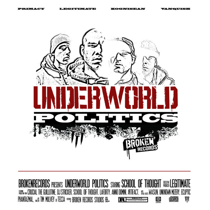 SCHOOL OF THOUGHT - Underworld Politics