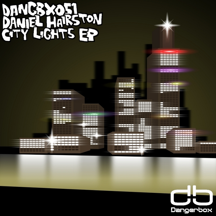 HAIRSTON, Daniel - City Lights EP