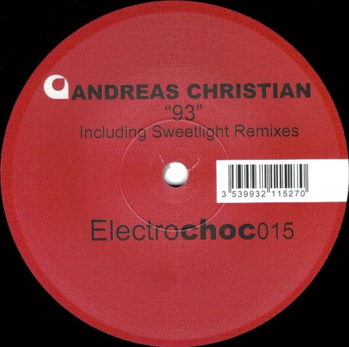 CHRISTIAN, Andrea - 93