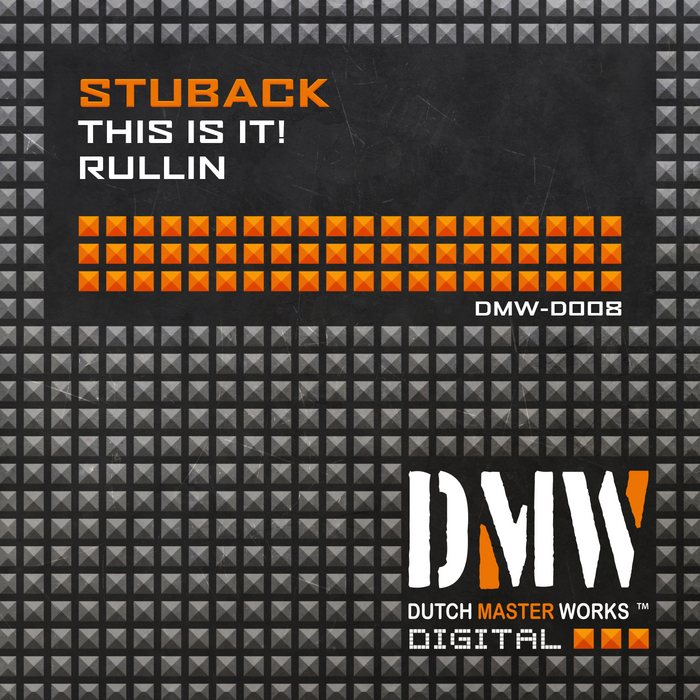 STUBACK - This Is It!
