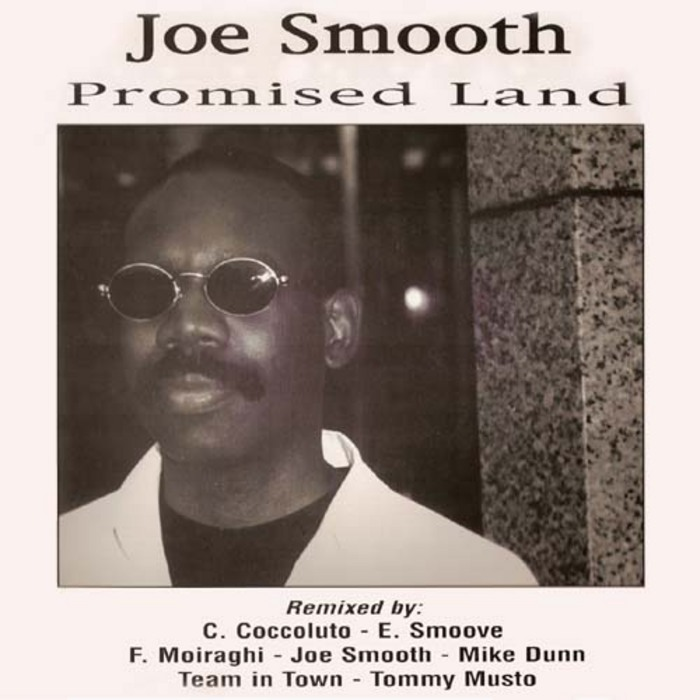 SMOOTH, Joe - Promised Land EP