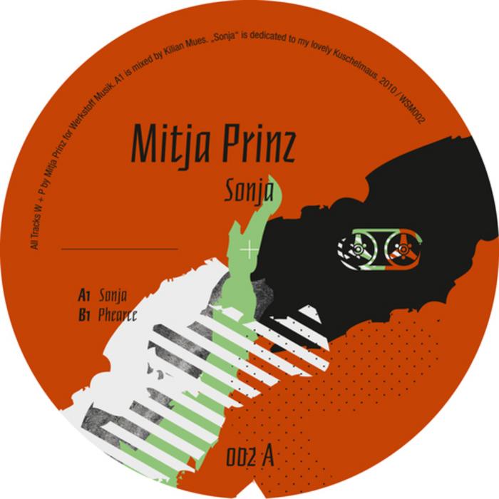MITJA PRINZ - Sonja EP