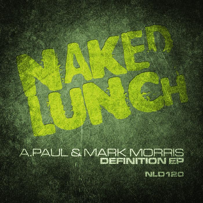 A PAUL/MARK MORRIS - Definition EP