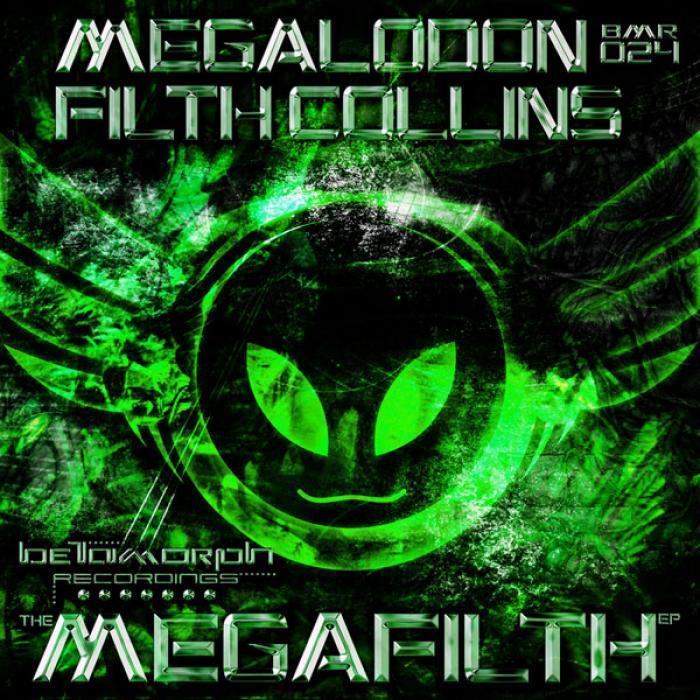 MEGALODON/FILTH COLLINS - The Megafilth EP