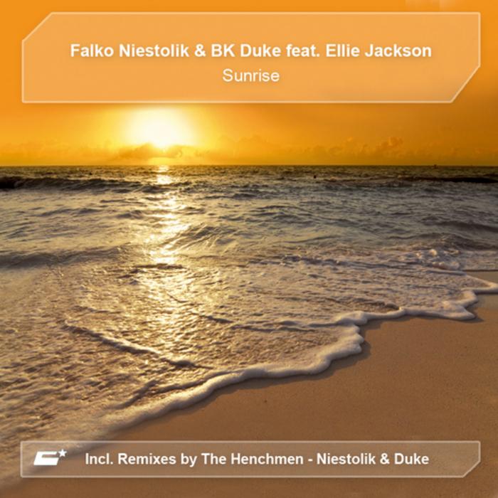 NIESTOLIK, Falko/BK DUKE feat ELLIE JACKSON - Sunrise