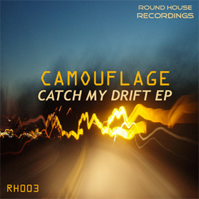 CAMOUFLAGE - Catch My Drift EP