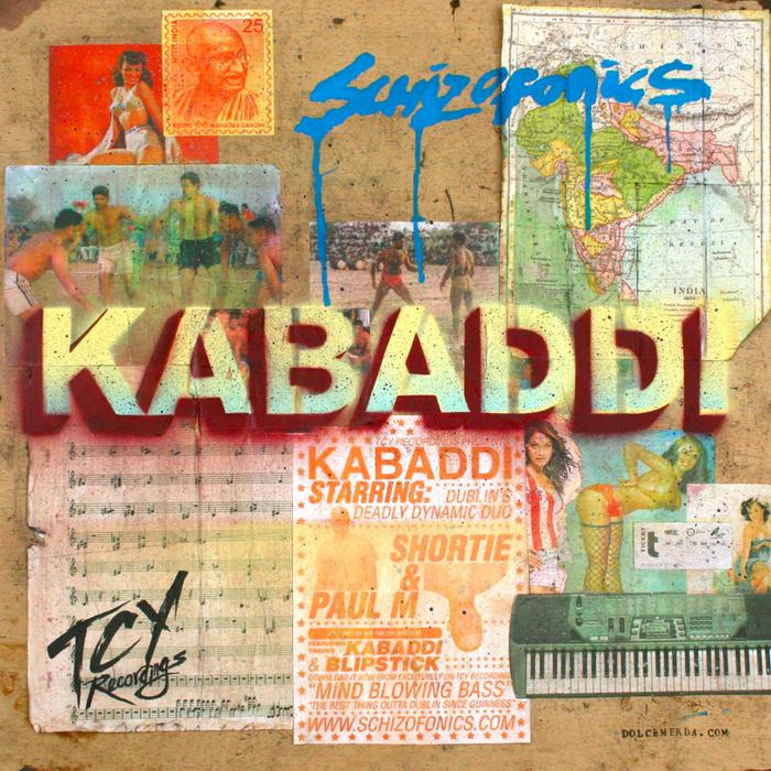 SCHIZOFONICS - Kabaddi EP