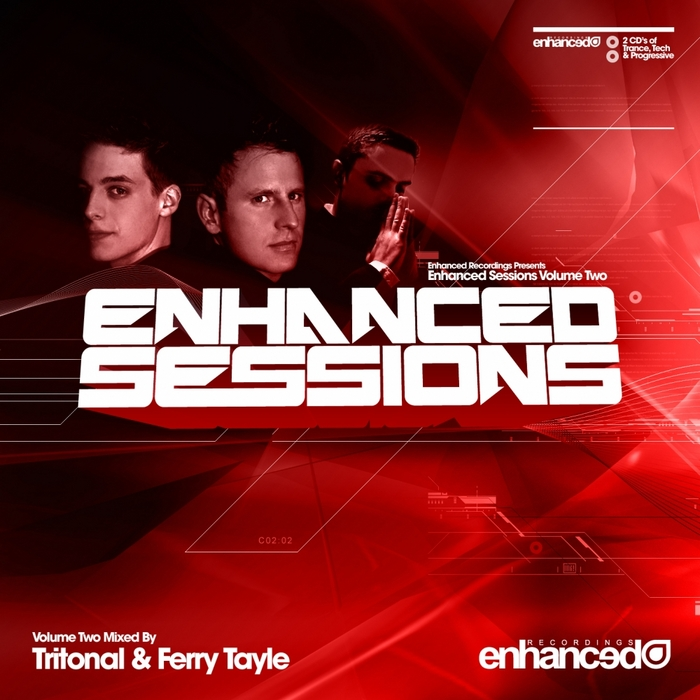 VARIOUS - Enhanced Sessions Volume Two (mixed by Tritonal & Ferry Tayle) (unmixed tracks)